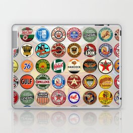 Gasoline Decals Laptop & iPad Skin
