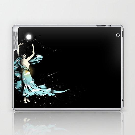 Dance Into The Moonlight Laptop & iPad Skin