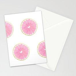 Grapefruit Love Stationery Cards