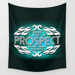 prospect design Wall Tapestry