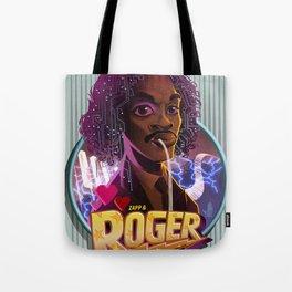 Roger troutman Tote Bag