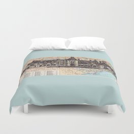 North Carolina Duvet Cover