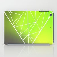 triangle iPad Cases featuring Triangle* by Mr and Mrs Quirynen