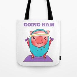 Going Ham Tote Bag
