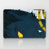 nightcrawler iPad Cases featuring Wagner's Tail by modHero