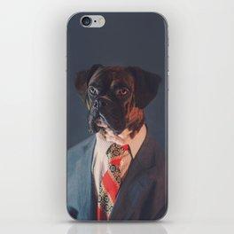 Chairman, Milo ze Dog iPhone Skin