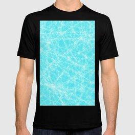 Robin Egg Blue Pattern T-shirt