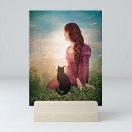 Moon Rising Mini Art Print