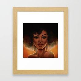 Shandra Framed Art Print