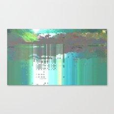 a nice morning drive Canvas Print