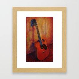 Rock of Ages #5 Framed Art Print