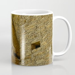 Multi-Storied Building at Mesa Verde Cliff Dwellings Coffee Mug