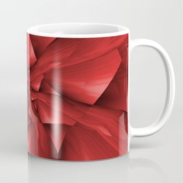 Red Spiral Arms Coffee Mug