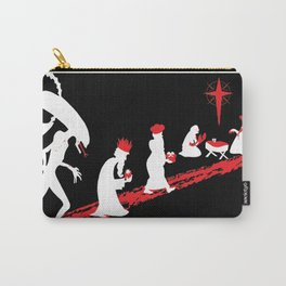 Xenomorph in the Manger Carry-All Pouch