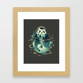 Trigger of Life Framed Art Print