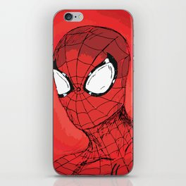 Responsibility - Spidey iPhone Skin