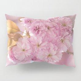 Japanese Cherry Blossom in LOVE Pillow Sham