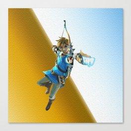 The legend of Zelda(Archer) Canvas Print