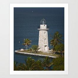 Coral Light C Art Print