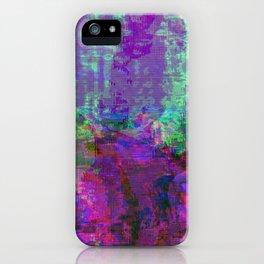 noise_01 iPhone Case