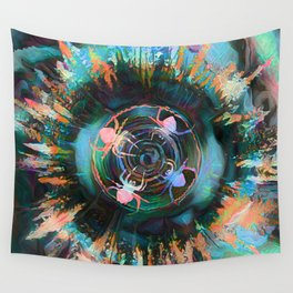 Cycles Wall Tapestry