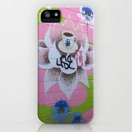 Graffiti Coffee Wall iPhone Case