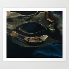 WATER / H2O #31 Art Print