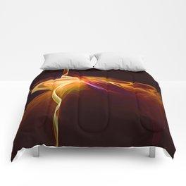 Molten Lava Flow Comforters