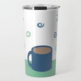 Teal Aromas Travel Mug