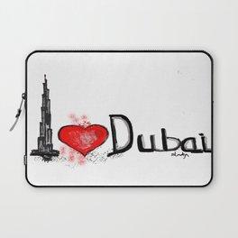 I love Dubai 1 Laptop Sleeve