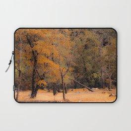 Autumn tree at Yosemite national park California USA Laptop Sleeve