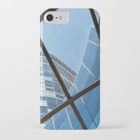 matrix iPhone & iPod Cases featuring matrix by resonate