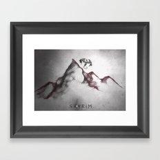 &destiny Framed Art Print