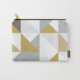 Modern Geometric 14 Carry-All Pouch