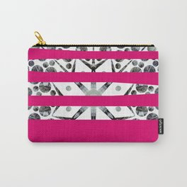 Dancing stripes 2 Carry-All Pouch
