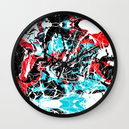Embryo - origins of life Wall Clock