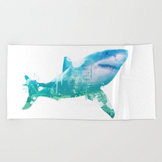 Shark 2016 Beach Towel