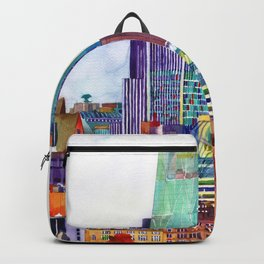 Sunshine in London Backpack