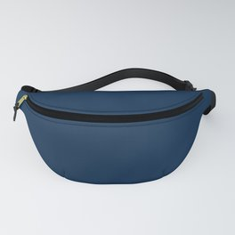 Pure blue Fanny Pack