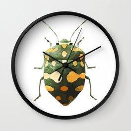 Bug Two Wall Clock
