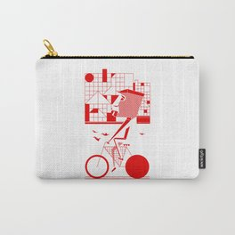 Bicycle I. Carry-All Pouch