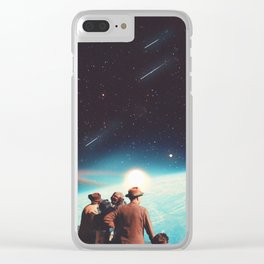 We Have Been Promised Eternity Clear iPhone Case