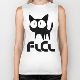 FLCL - Cat Biker Tank