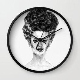 Frida Frankenstein Wall Clock