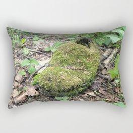 Boot Roots Rectangular Pillow