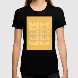 Sunshine Window Pattern - Yellow T-shirt