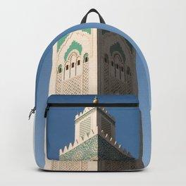 Hassan II Mosque - Casablanca Backpack