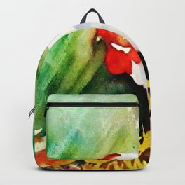 Momma Says Backpack