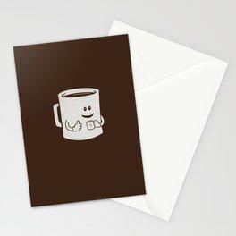 Mugged. Stationery Cards