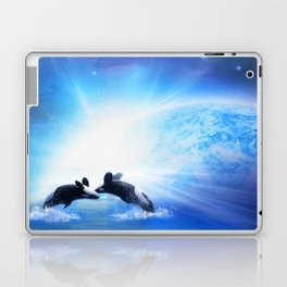 Orca Dance Laptop & iPad Skin